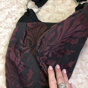 1154 Lill Studio Bags - 1154 Lill Studio Tapestry Hobo Bag